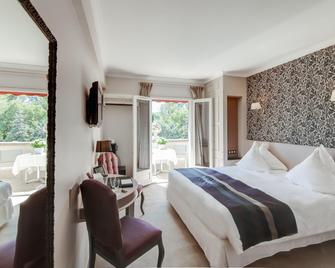 Le Vallon De Valrugues & Spa - Saint-Rémy-de-Provence - Schlafzimmer