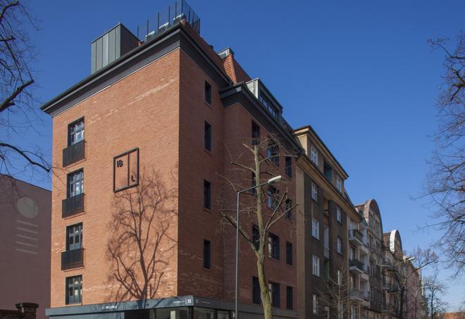 伊洛恩利曼諾斯基戈精品酒店 - 波茲南 - 波茲南 - 建築