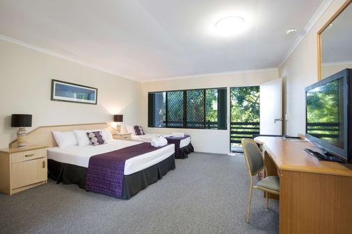 Kondari Hotel - Hervey Bay - Phòng ngủ