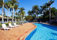 Kondari Hotel - Hervey Bay - Bể bơi
