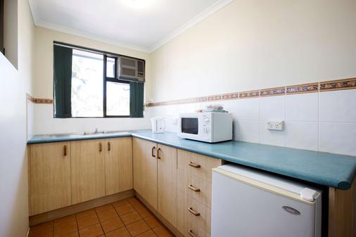 Kondari Hotel - Hervey Bay - Phòng bếp