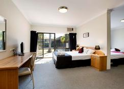 Kondari Hotel - Hervey Bay - Schlafzimmer