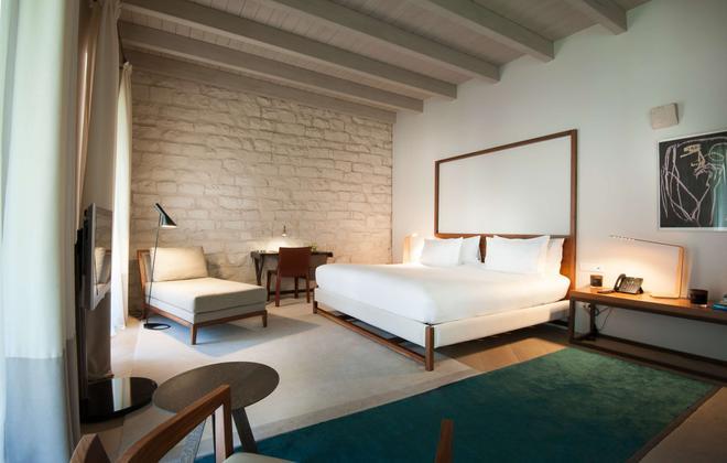 Mercer Hotel Barcelona - บาร์เซโลนา - ห้องนอน