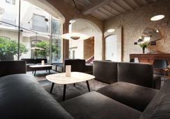 Mercer Hotel Barcelona - บาร์เซโลนา - เลานจ์