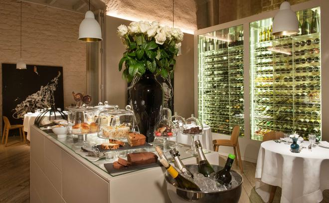 Mercer Hotel Barcelona - บาร์เซโลนา - บุฟเฟ่ต์