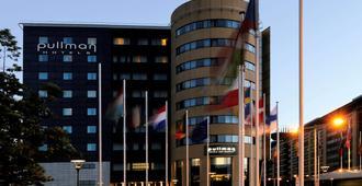 布魯塞爾中心迷笛鉑爾曼酒店 - 布魯塞爾 - 建築