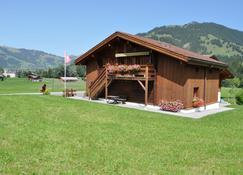 Alpenchalet Weidhaus - Gstaad - Building