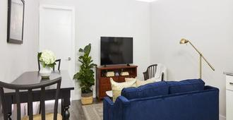 Posh 1BR in Downtown Crossing by Sonder - Boston - Sala de estar