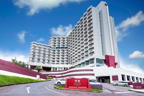 Okinawa Grand Mer Resort - Okinawa - Building