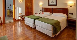 Hotel Hernán Cortés - Gijón - Bedroom