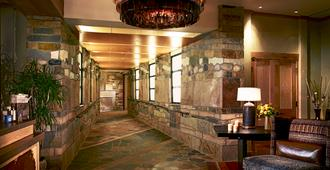 The Lodge At Vail, A Rockresort - Vail - Recepción