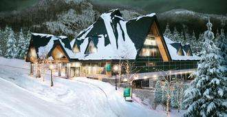 Holiday Inn Express & Suites Tremblant - Mont-Tremblant - Κτίριο