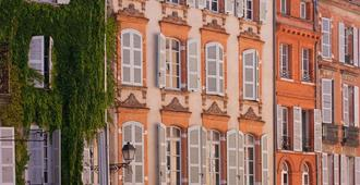 索菲特酒店圖盧茲拉科迪康希勒美憬閣酒店及水療中心 - 土魯斯 - 圖盧茲 - 建築