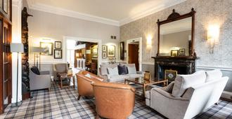 The Royal Scots Club Edinburgh - אדינבורו - סלון