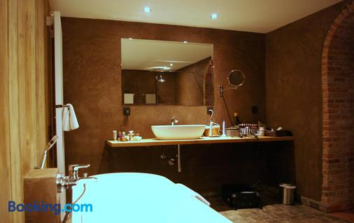 Canal Deluxe Bed & Breakfast - Bruges - Phòng tắm