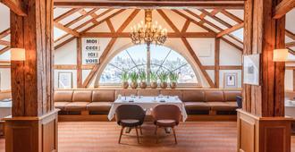 Einstein St. Gallen - Saint Gallen - Restaurante