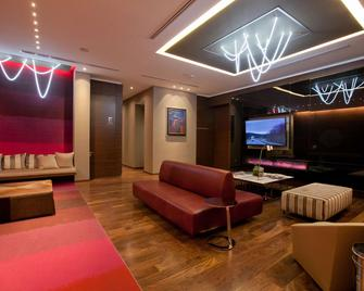 HS Hotsson Hotel Leon - León - Lounge