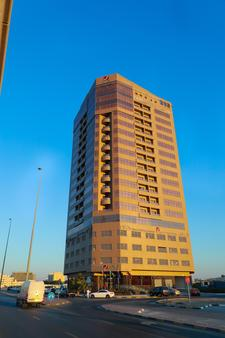 Ewan Ajman Suites Hotel - Ajman - Rakennus