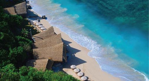 The Ungasan Clifftop Resort - South Kuta - Ranta