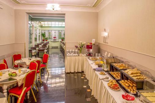 Hotel Alexandra - Rom - Buffet