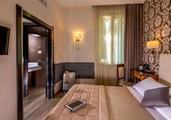 Hotel Alexandra - Rom - Schlafzimmer