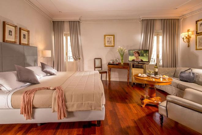 Hotel Alexandra - Ρώμη - Κρεβατοκάμαρα