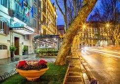 Hotel Alexandra - Roma - Vista del exterior