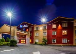 Best Western Providence-Seekonk Inn - Seekonk - Building