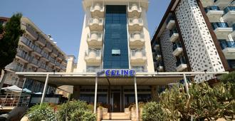 Kleopatra Celine Hotel - אלניה - בניין