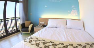 Lucky Bay B&B - Magong City - Bedroom