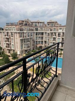 Apart-Hotel Dawn Park - Nesebar - Ban công