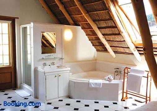 巴斯普羅旺斯賓館 - 法國角 - 弗朗斯胡克 - 浴室