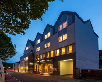 Hotel zur Börse - Hamelen - Gebouw