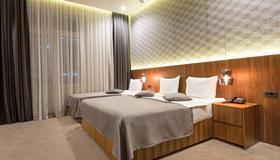 Five Points Square - City Center - Belgrade - Bedroom