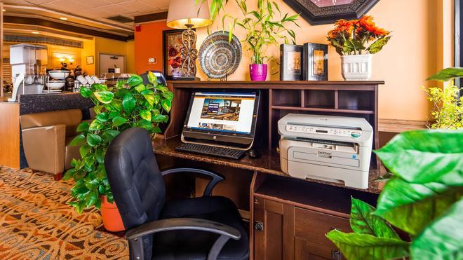 羅德威酒店 - 法耶特維爾 - 費耶特維爾(北卡羅來納州) - 商務中心