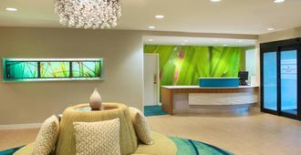 SpringHill Suites by Marriott Jacksonville - Τζάκσονβιλ - Ρεσεψιόν