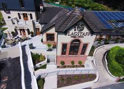 Flagstaff Lodge - Ньюри - Здание