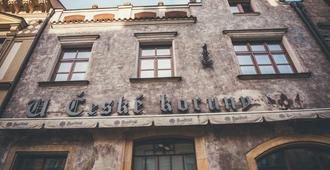 Hotel u České Koruny - Hradec Králové - Edificio