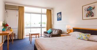 The Q Motel - Rockhampton - Bedroom