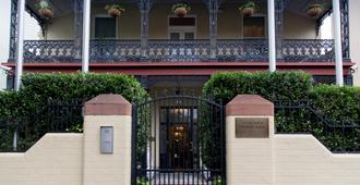 Manor Boutique Hotel Sydney - Сидней - Здание