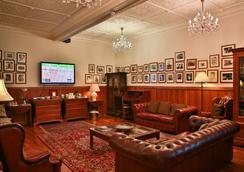 Manor Boutique Hotel Sydney - Sydney - Oleskelutila