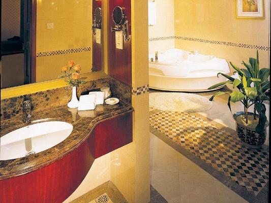 Windsor Park Hotel Kunshan - Kunshan - Bathroom