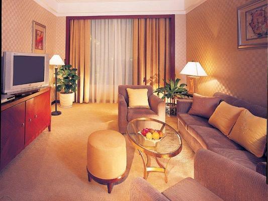 Windsor Park Hotel Kunshan - Kunshan - Living room