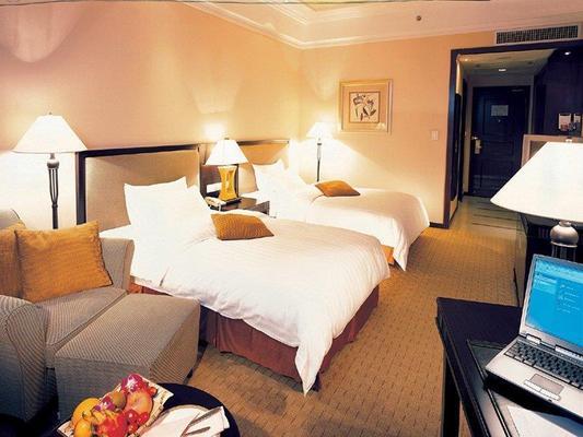 Windsor Park Hotel Kunshan - Kunshan - Bedroom