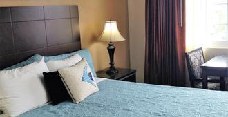 莫羅克里斯特旅館 - 摩羅灣 - 山灣 - 臥室