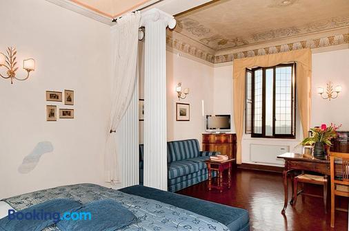 Pensione Palazzo Ravizza - Siena - Bedroom