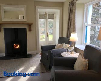 Garden Cottage - Wigtown - Wohnzimmer
