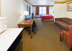 Country Inn & Suites by Radisson Chambersburg, PA - Chambersburg - Bedroom