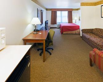 Country Inn & Suites by Radisson Chambersburg, PA - Chambersburg - Camera da letto