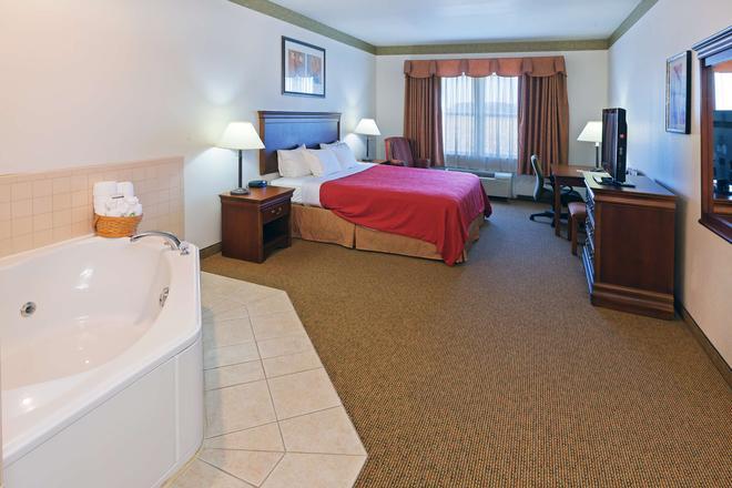 Country Inn & Suites by Radisson Chambersburg, PA - Chambersburg - Κρεβατοκάμαρα
